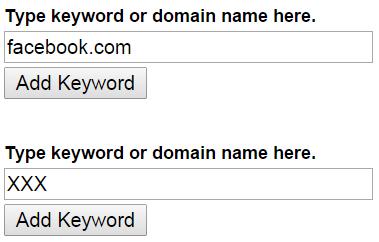 block domain