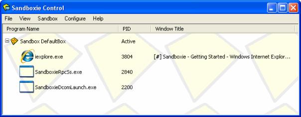 browser sandboxing