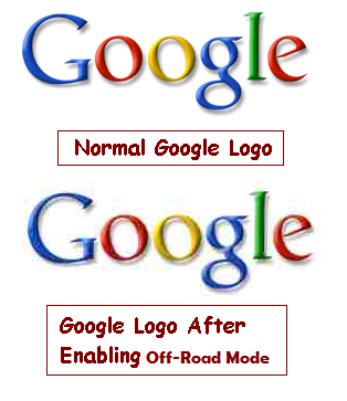 compressed google logo