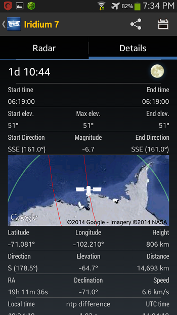 Track Current Location of ISS with these Android & iOS ...