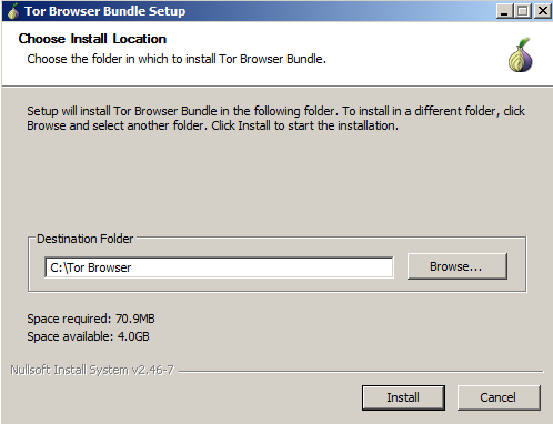 extract tor browser