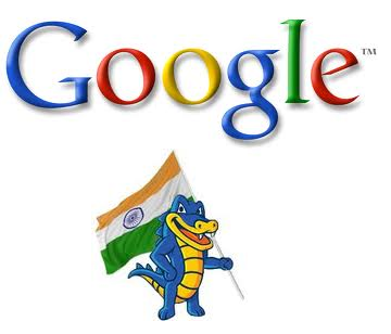 google hostgator india