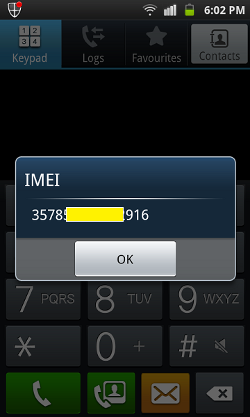 Find Imei Number And Mac Address Of Android Mobile Or
