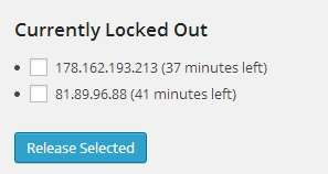 locked out ip addresses