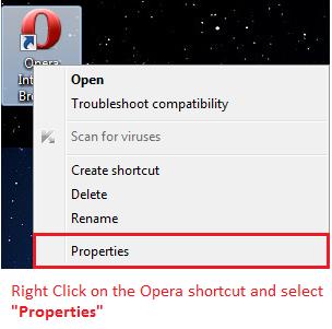 opera properties