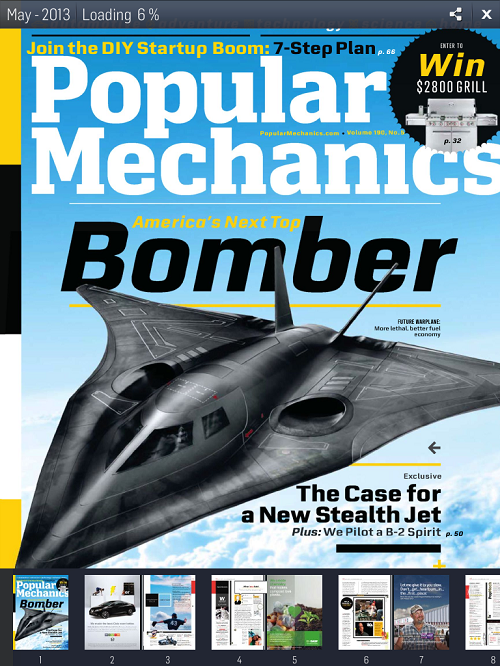 popular mechanics may 2013
