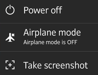 how to take screenshot on sky devices